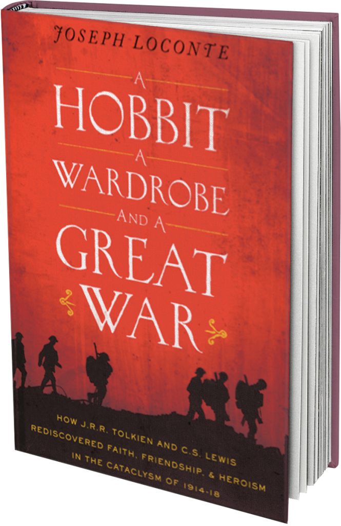 A Hobbit a Wardrobe and a Great War cover
