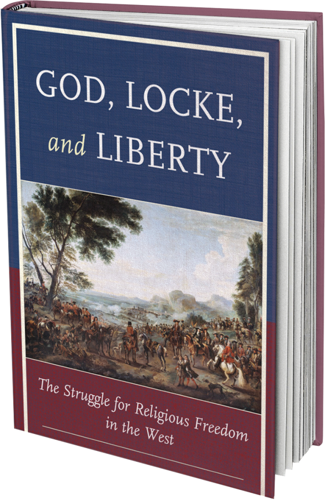 God, Locke, and Liberty cover