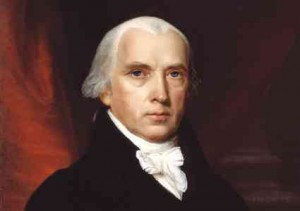 James Madison: He understood that civic freedom begins with religious freedom.